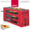 Spring - Pizza Raclette 6 - Rot