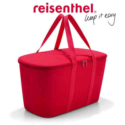 reisenthel - coolerbag - red