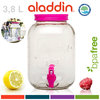 aladdin - Mason Beverage Dispenser 3,8 L