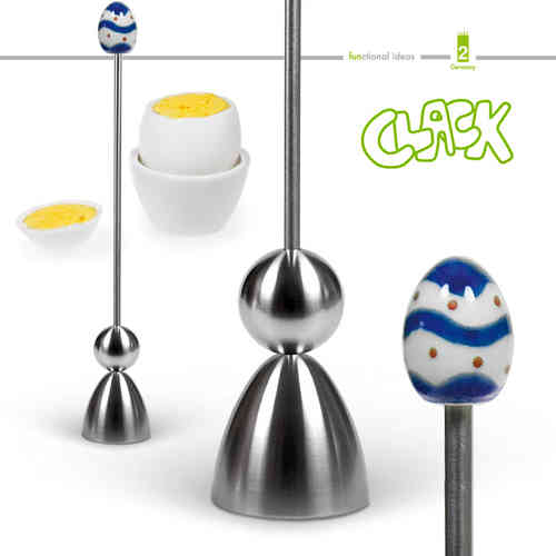 Take2 - CLACK - egg cracker - Easter