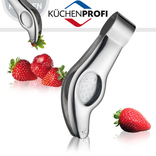 Küchenprofi - Strawberry stem remover