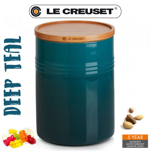 Le Creuset - Storage Jar, large 2,1 L