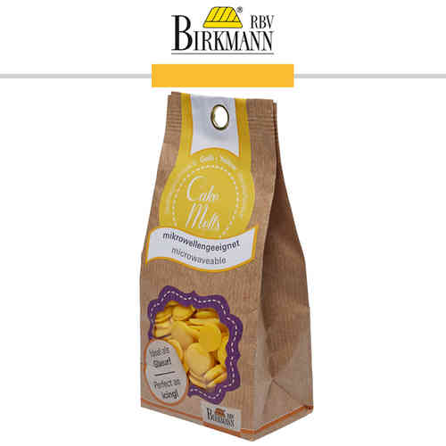 RBV Birkmann - CakeMelts Yellow