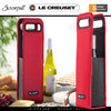 Le Creuset Screwpull - Wine Cooler Carry Bag WA-127 - Red