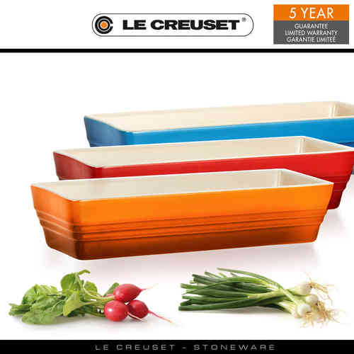 Le Creuset - Classic Rectangular Dishes 19 x 7,5 cm