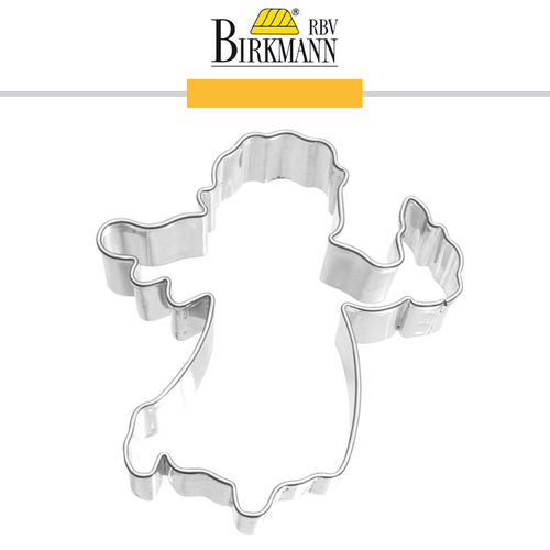 RBV Birkmann - Cookie cutter Angel with candle