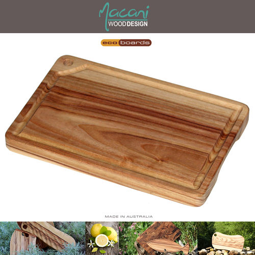 Macani Wood Ecoboards -Chopping board - 30 x 20 cm