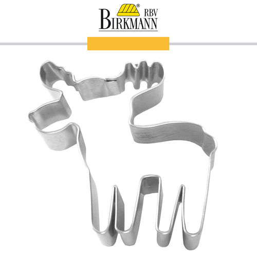 RBV Birkmann - Cookie cutter Norwegian elk 8 cm