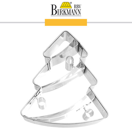 RBV Birkmann - Cookie cutter Christmas tree 7,5 cm