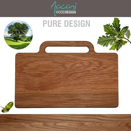 Macani Wood Ecoboards - Cutting Board L 35 x 23 cm