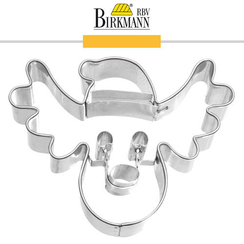 RBV Birkmann - Cookie cutter Reindeer head