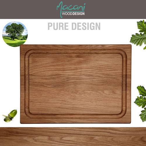Macani Wood - Steak Board 38 x 27 cm