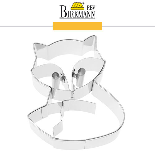 RBV Birkmann - Cookie cutter Fox Fero 7 cm