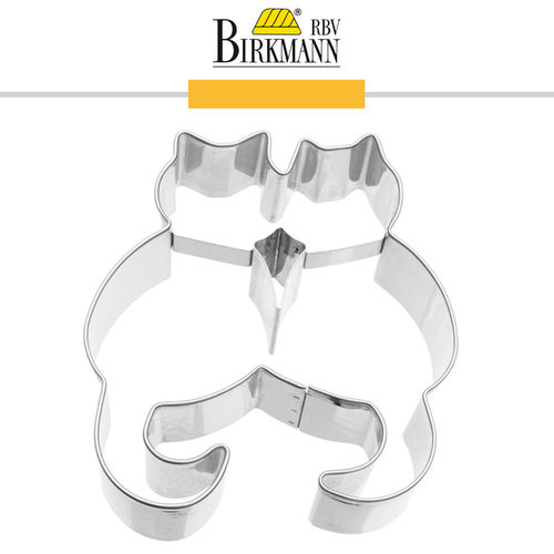 RBV Birkmann - Cookie cutter Pair of cats 8 cm