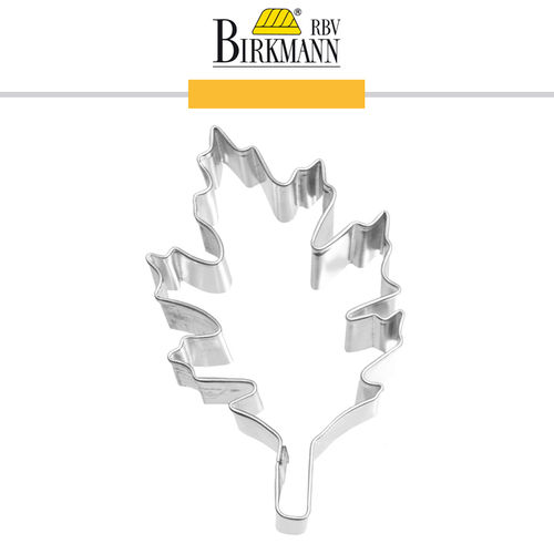 RBV Birkmann - Cookie cutter Red oak 7,5 cm