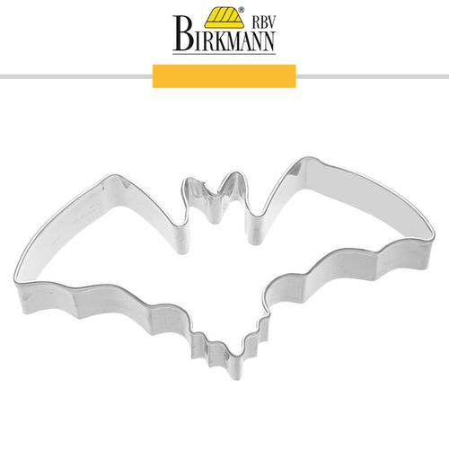 RBV Birkmann - Cookie cutter Bat 11,5 cm