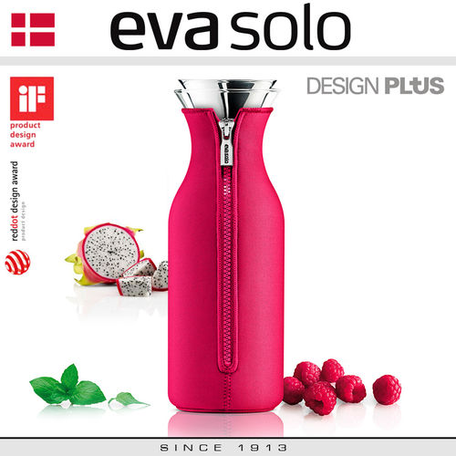 EVA Solo - Fridge Carafe - 1L - Raspberry