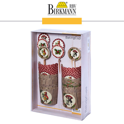 RBV Birkmann - BakingCups Winter Poetry