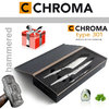 CHROMA type 301 F.A.Porsche - P-529HM 3 pc. Gift Set