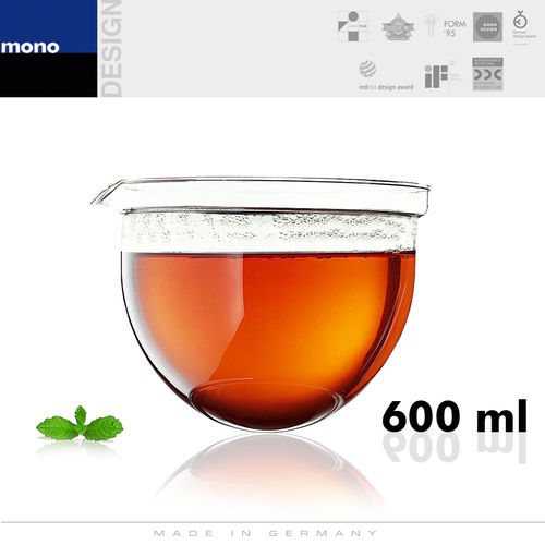 mono - Replacement glass for teapots 0,6 L