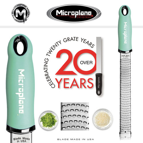 Microplane - Zester-Grater - Retro Green