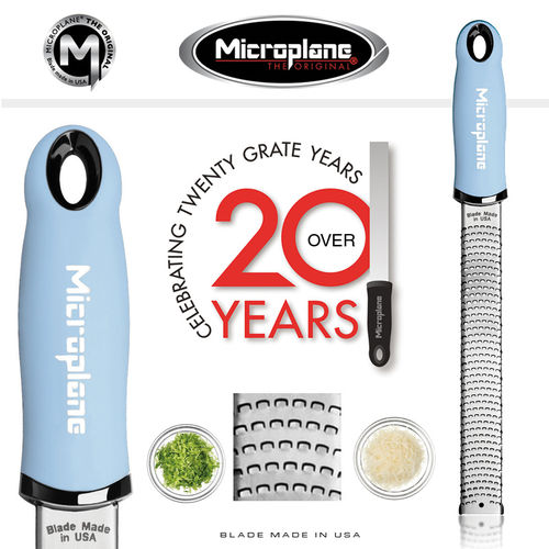 Microplane - Zester-Grater - Retro Blue