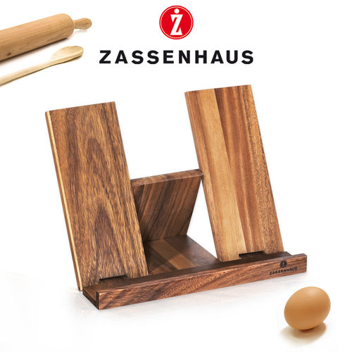 Zassenhaus - Cookbook stand, foldable
