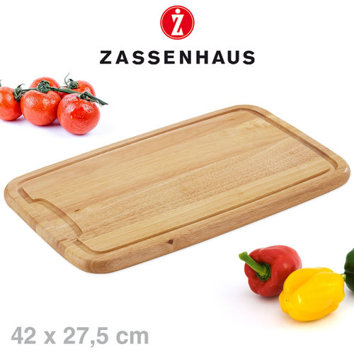 Zassenhaus - Carving board bright - 42x27 cm