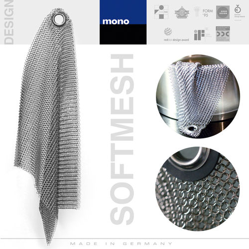 mono - softmesh cleaning mesh - Stainless steel