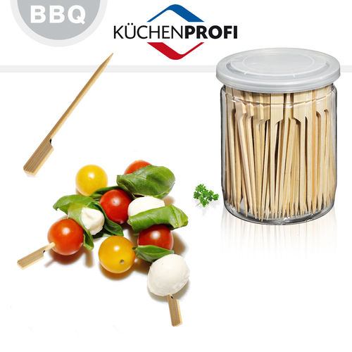 Küchenprofi - Barbecue and Party Picks - 9 cm