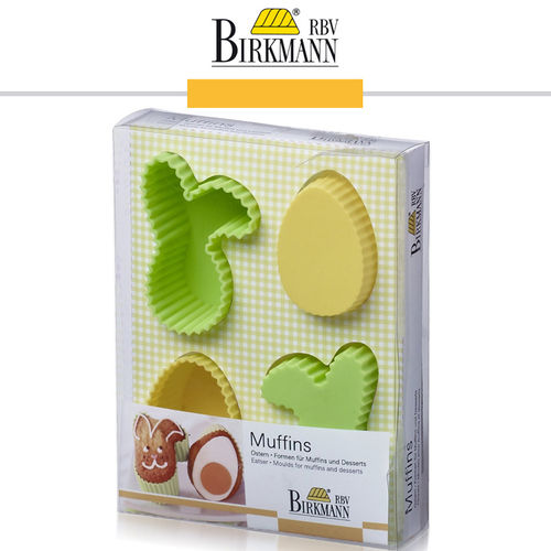 RBV Birkmann - Muffin & Dessert Set moulds