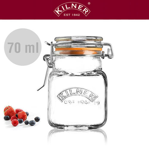 Kilner - Round Clip tops 70 ml