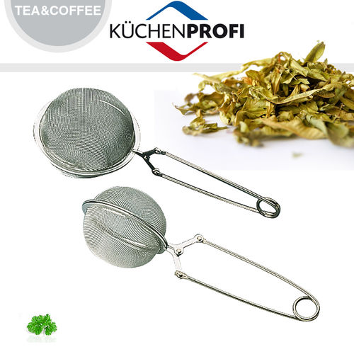Küchenprofi - Tea / spice tongs