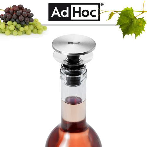 AdHoc - Pourer and stopper CHAMP
