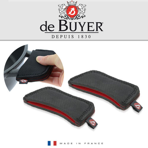 de Buyer - Pairs of handle gloves for protection - 11cm