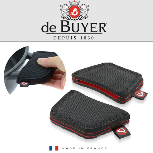 de Buyer - Pairs of handle gloves for protection - 7 cm