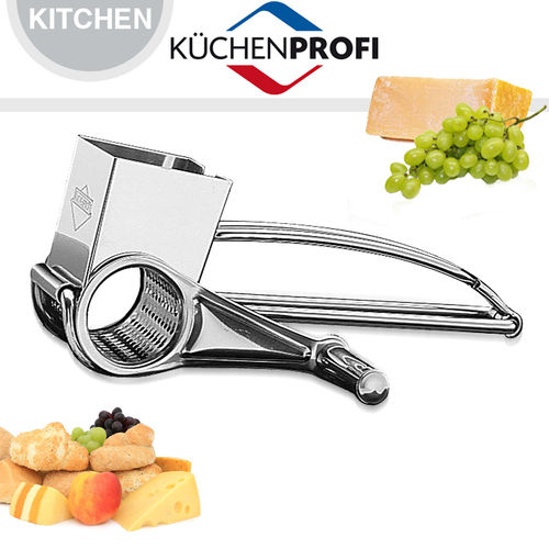 Küchenprofi - Cheese grater stainless steel