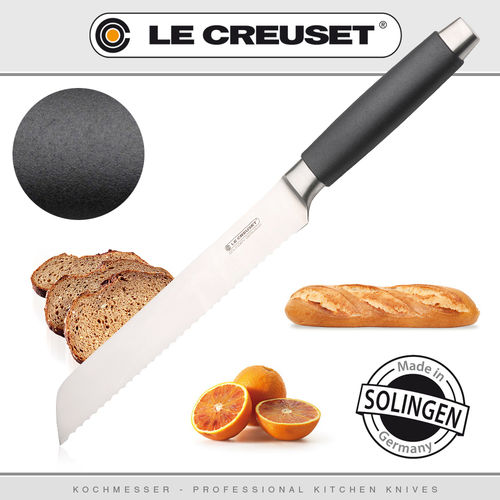 Le Creuset - Bread Knife Phenolic Handle