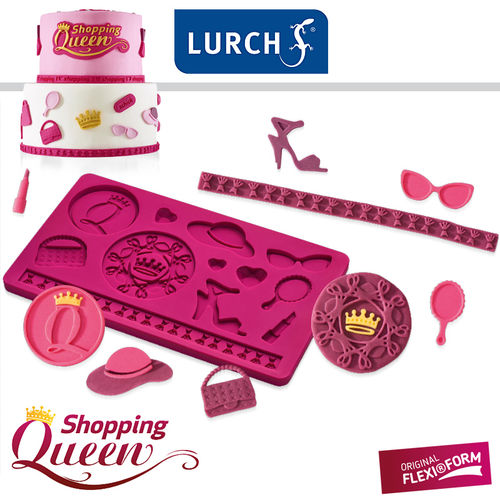 Lurch - Flexi®Form Shopping Queen - Decoration mat Lena
