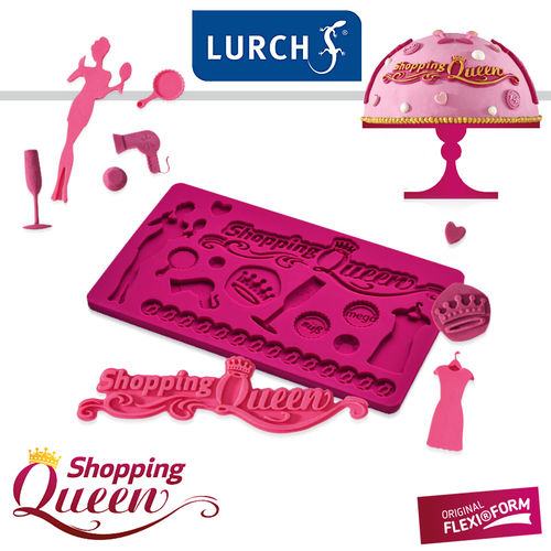Lurch - Flexi®Form Shopping Queen - Decoration mat Cindy