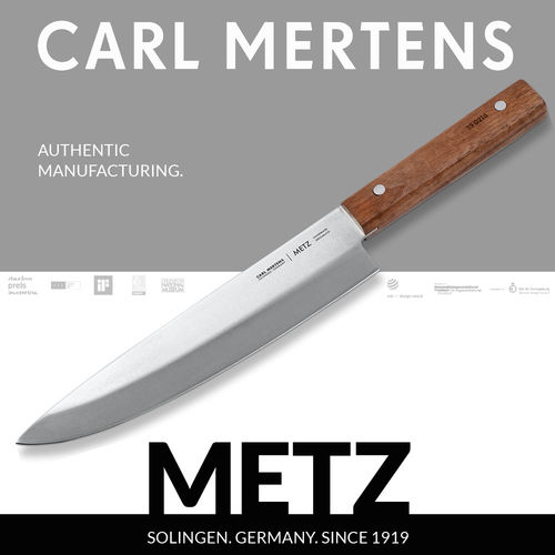 Carl Mertens - METZ - Chef's Knife 23 cm