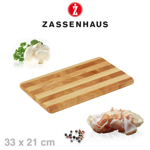 Zassenhaus - End grain Carving board - 33x21cm