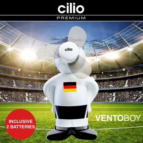 "cilio - Mini fan ""ventoboy-football"""