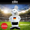 "cilio - Miniventilator ""ventoboy-football"""