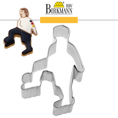 RBV Birkmann - Cookie cutter footballer