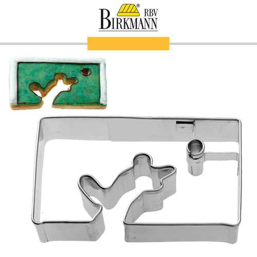 RBV Birkmann - Cookie cutter Goalkeeper