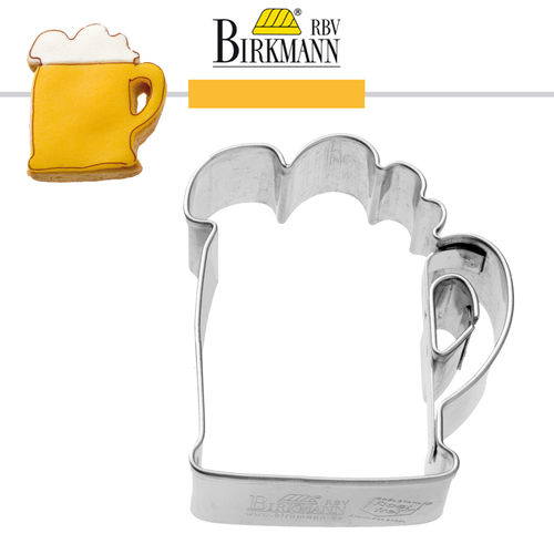 RBV Birkmann - Cookie cutter beer mug