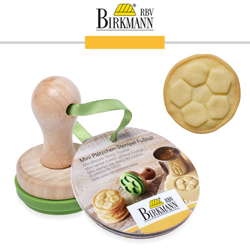 RBV Birkmann - Cookie Stamp football