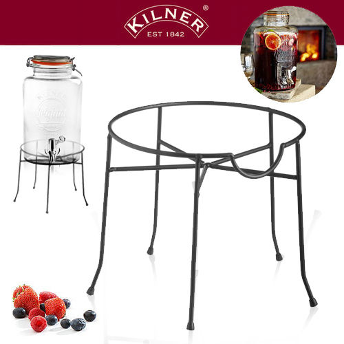 Kilner - Round Drinks Dispenser Stand