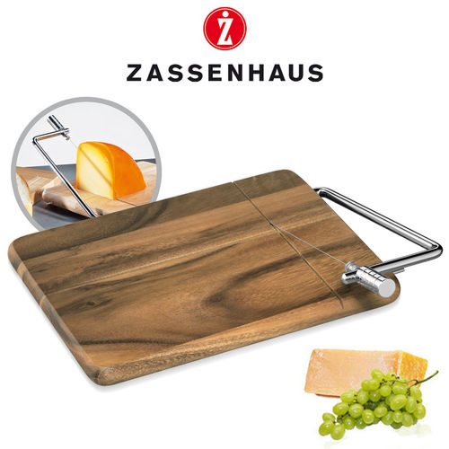 Zassenhaus - Cheese slicer with wire